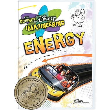 The Science of Disney Imagineering: Energy Classroom Edition [DVD]