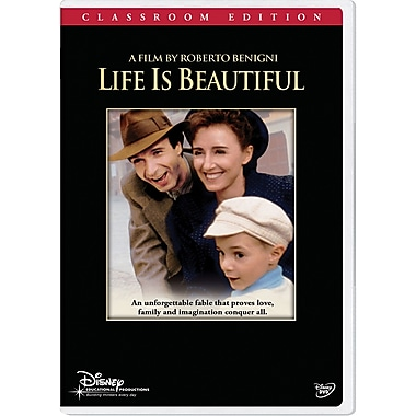 Life is Beautiful Classroom Edition [DVD]