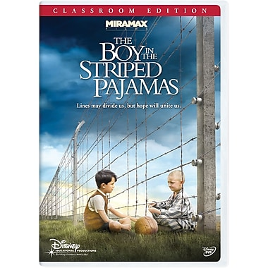 The Boy in the Striped Pajamas Classroom Edition [DVD]