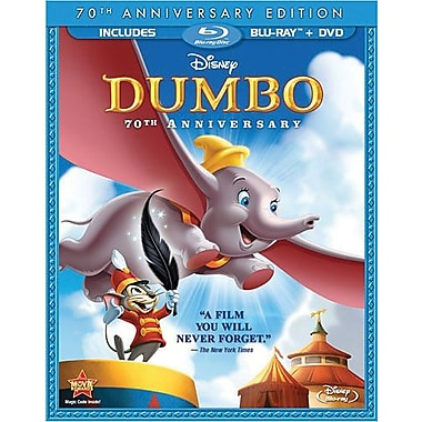 Dumbo [2-Disc Blu-ray + DVD]
