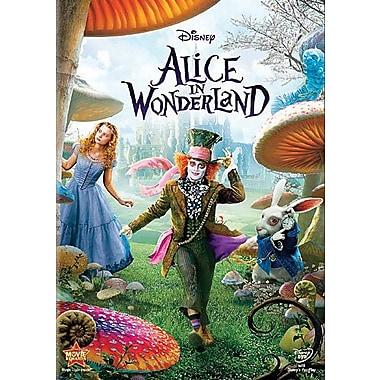 Alice In Wonderland [DVD]