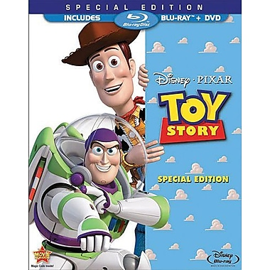 Toy Story [2-Disc Blu-ray + DVD]
