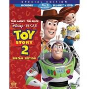 Toy Story 2 [2-Disc Blu-ray + DVD]