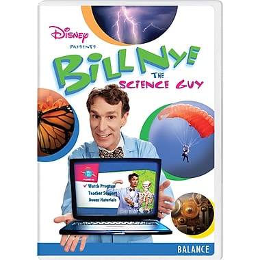 Bill Nye the Science Guy: Balance [DVD]