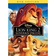 The Lion King 2 Simba's Pride [DVD]