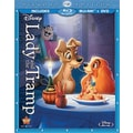 Lady And The Tramp [3-Disc Blu-ray + DVD]