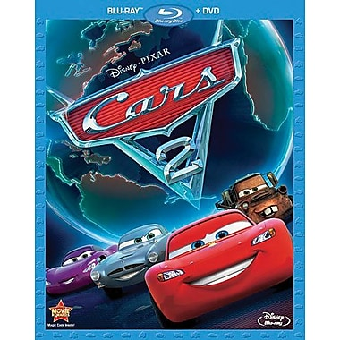 Cars 2 [2-Disc Blu-ray + DVD]