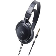 Audio-Technica Closed-Back Dynamic Monitor Headphones w/40mm Driver, Black