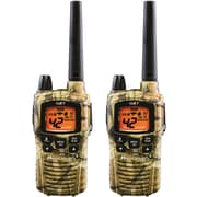 Midland 36 Mile Range 42 Channel Two-Way Radio Pair, Camo