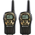 Midland 24 Mile Range 22 Channel Two-Way Radio Pair, Camo