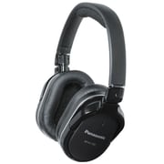Panasonic Noise Canceling Monitor Style Headphones, Black