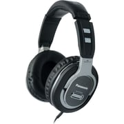 Panasonic Full Size Monitor Style Headphones, Silver