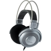 Panasonic Full Size Monitor Headphones with High Definition Sound, Silver