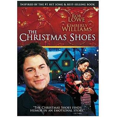 Christmas Shoes [Blu-ray Disc]