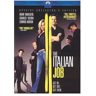 The Italian Job (Full Screen) [DVD]
