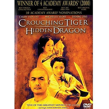 Crouching Tiger Hidden Dragon (Wide Screen) [DVD]