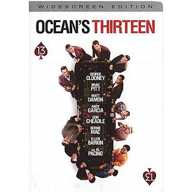 Ocean's Thirteen (Wide Screen) [DVD]