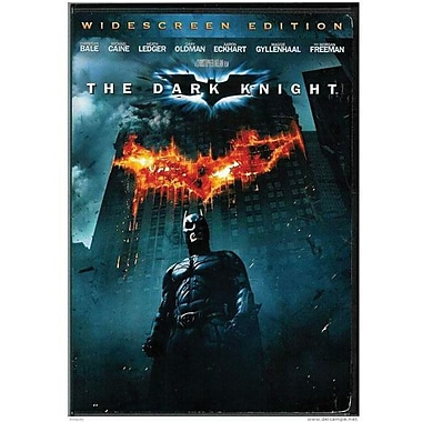 The Dark Knight (Wide Screen) [DVD]