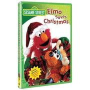 Sesame Street Elmo Saves Christmas [DVD]