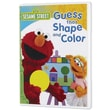 123 Sesame Street Guess That Shape and Color [DVD]