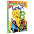 123 Sesame Street Learning About Letters [DVD]
