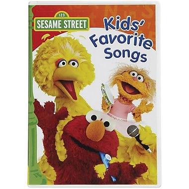 123 Kid's Favorite Songs [DVD]