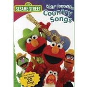 123 Sesame Street Kids' Favorite Country Songs [DVD]