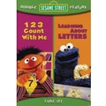 123 Count With Me/Learning About Letters [2-Disc DVD]