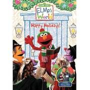 123 Sesame Street Elmo's World Happy Holidays [DVD]