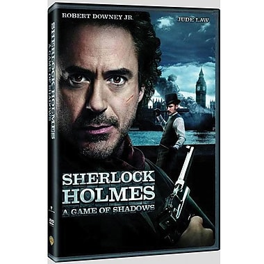 Sherlock Holmes A Game Of Shadows [2-Disc DVD]
