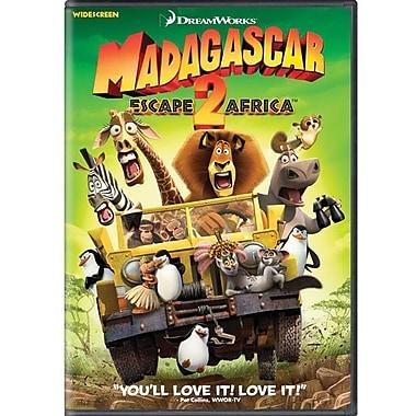 Madagascar Escape 2 Africa (Wide Screen) [DVD]