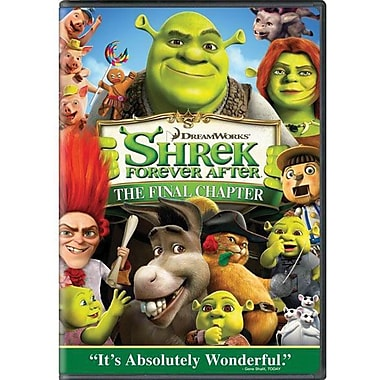 Shrek Forever After The Final Chapter [DVD]