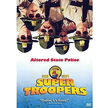 Super Troopers [DVD]