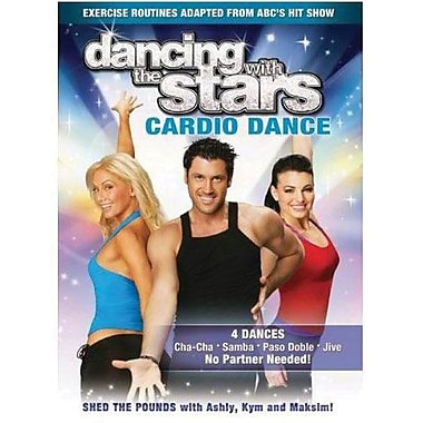 Dancing With The Stars Cardio Dance [DVD]