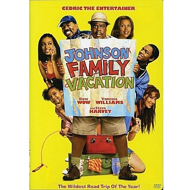 Johnson Family Vacation [DVD]