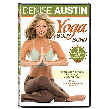 Denise Austin Yoga Body Burn [DVD]