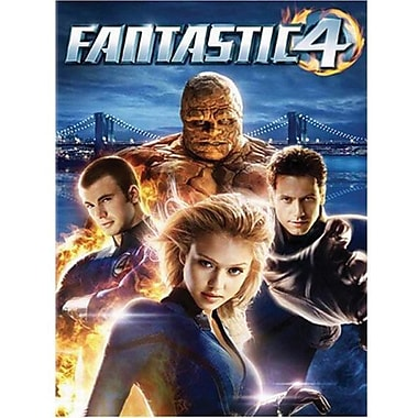 Fantastic 4 (Full Screen) [DVD]