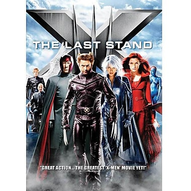 X Men The Last Stand (Wide Screen) [DVD]