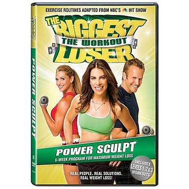 Biggest Loser The Workout Power Sculpt [DVD]