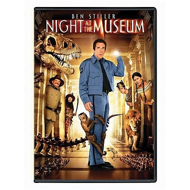 Night At The Museum (Wide Screen) [DVD]