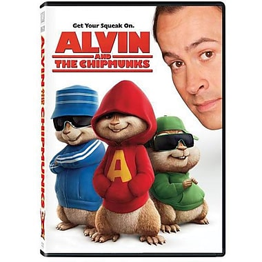 Alvin And The Chipmunks [DVD]