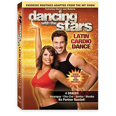 Dancing With The Stars Latin Cardio Dance [DVD]
