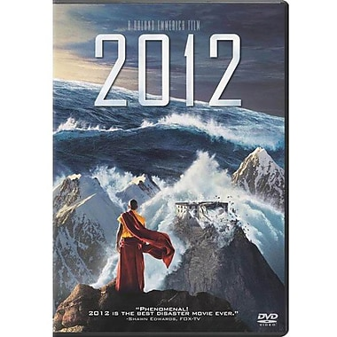 2012 (Wide Screen) [DVD]