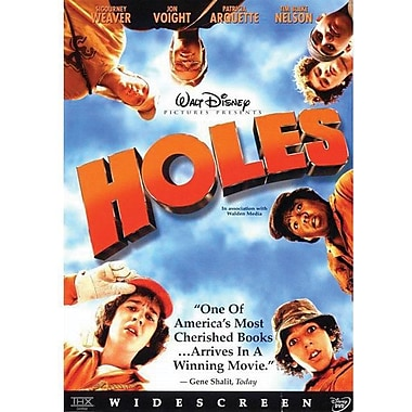 Holes (Wide Screen) [DVD]