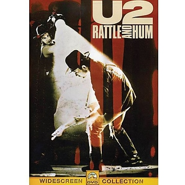 U2 Rattle And Hum (Wide Screen) [DVD]