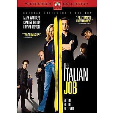 The Italian Job (Wide Screen) [DVD]