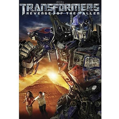 Transformers Revenge Of The Fallen [DVD]