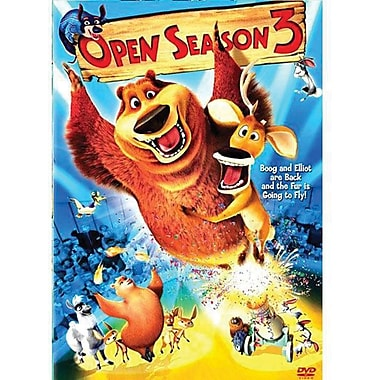 Open Season 3 (Wide Screen) [DVD]