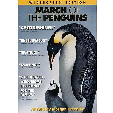 March Of The Penguins (Wide Screen) [DVD]