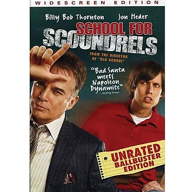 School For Scoundrels (Wide Screen) [DVD]